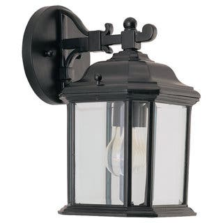 Sea gull lighting outdoor lighting shop our best garden patio single light kent outdoor wall lantern fixture aloadofball Gallery