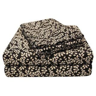 Superior Edgemont Cotton 300 Thread Count Deep Pocket Sheet Set