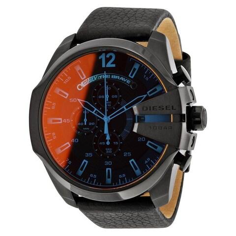 Diesel Men's DZ4323 Black Mega Chief Chronograph Watch