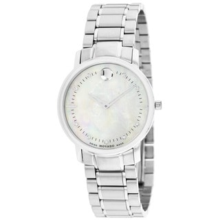 Movado Women's 0606691 TC Diamond Mother of Pearl Watch