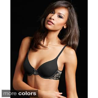 ce306ae626b8a Maidenform Comfort Devotion Embellished Demi Bra (More options available)