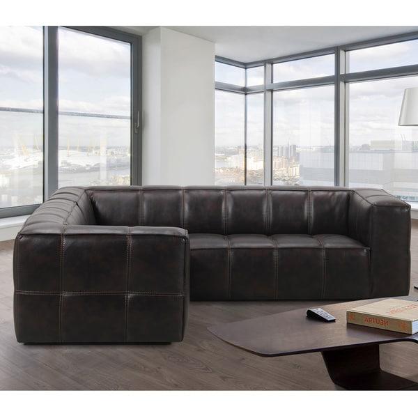 Good Athens Memory Foam Sectional Sofa
