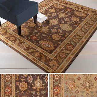 Artfully Crafted Rye Rug (7'10 x 9'1