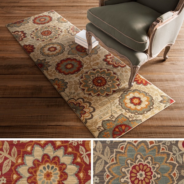 Artfully Crafted Andover Area Rug