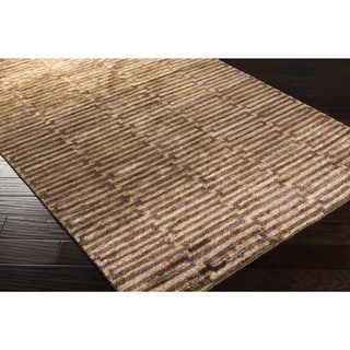 Hand-Knotted Laurie Viscose Rug (8' x 11')