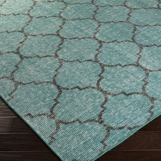 Hand-knotted Beverly Contemporary Wool Rug (8' x 11')