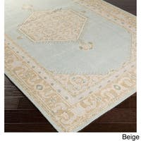 Hand-knotted Alford Traditional Wool Area Rug