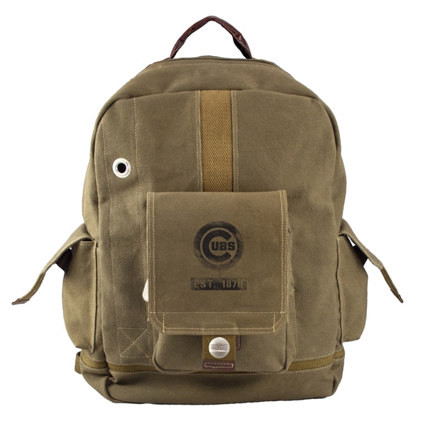 Little Earth Chicago Cubs Prospect Backpack