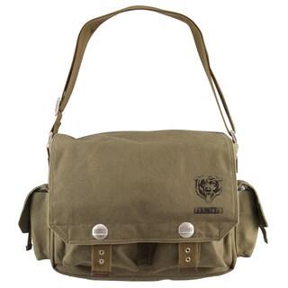 Little Earth Chicago Bears Prospect Messenger Bag