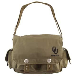 Little Earth Oklahoma Sooners Prospect Messenger Bag https://ak1.ostkcdn.com/images/products/9602386/P16788404.jpg?impolicy=medium