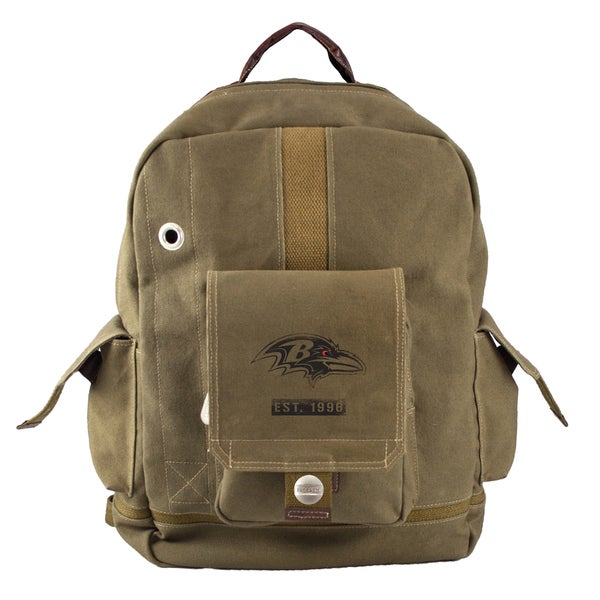 Little Earth Baltimore Ravens Prospect Backpack