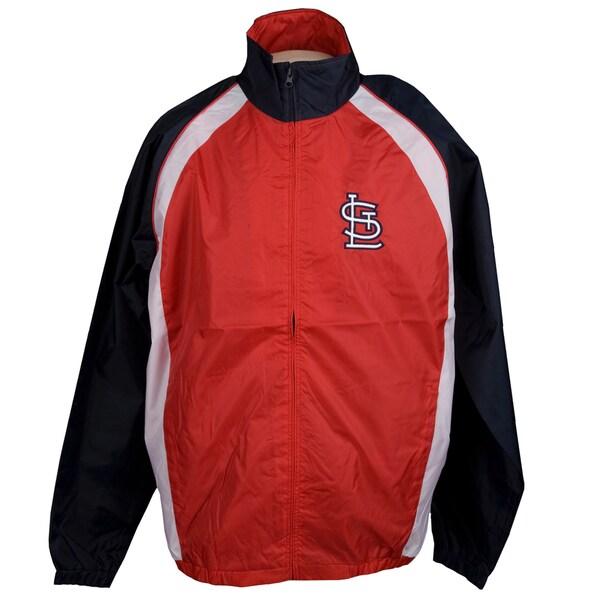 St. Louis Cardinals Lightweight Full Zip Jacket