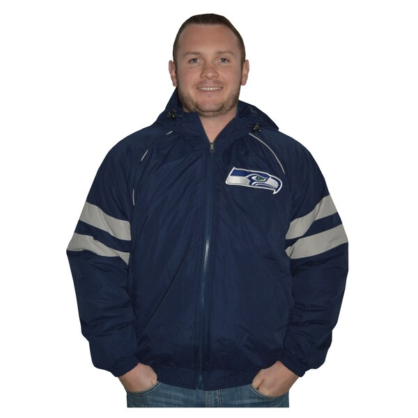 Seattle Seahawks NFL Heavyweight Hooded Jacket
