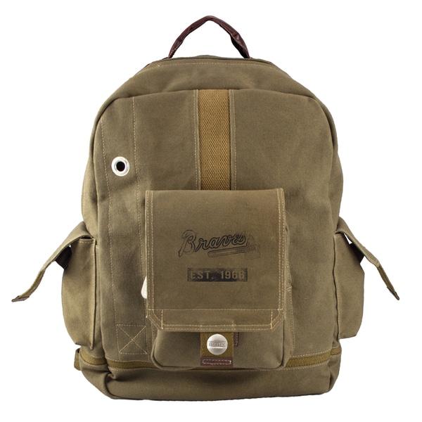 Little Earth Atlanta Braves Prospect Backpack