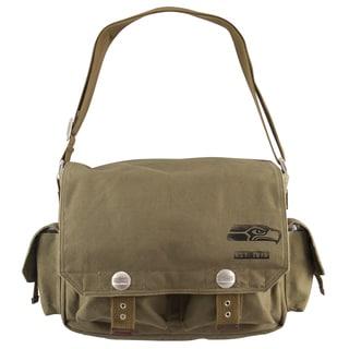 Little Earth Seattle Seahawks Prospect Messenger Bag