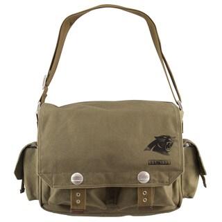 Little Earth Carolina Panthers Prospect Messenger Bag