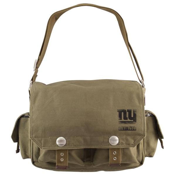 Little Earth New York Giants Prospect Messenger Bag