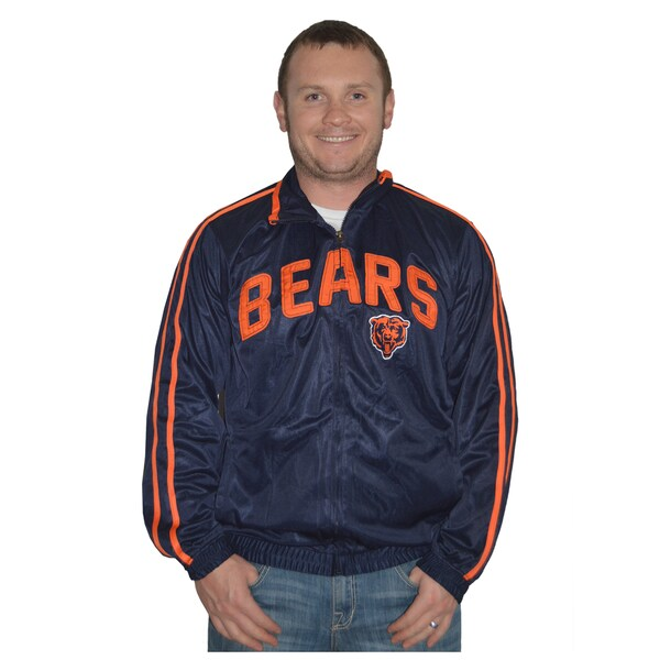 Chicago Bears NFL Track Jacket