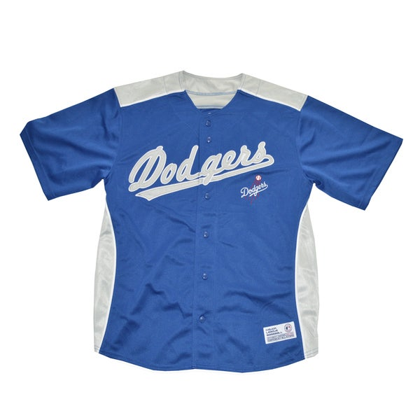 Los Angeles Dodgers MLB Embroidered Jersey