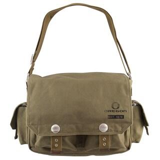 Little Earth Oregon Ducks Prospect Messenger Bag