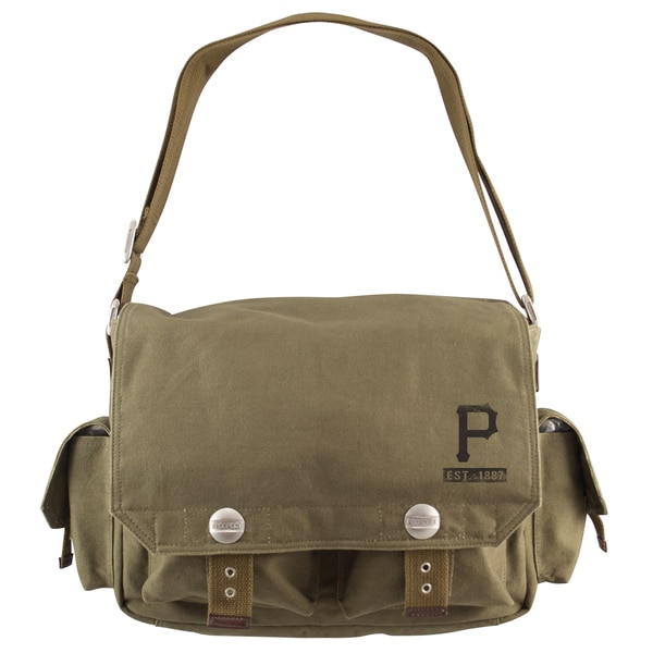 Little Earth Pittsburgh Pirates Prospect Messenger Bag