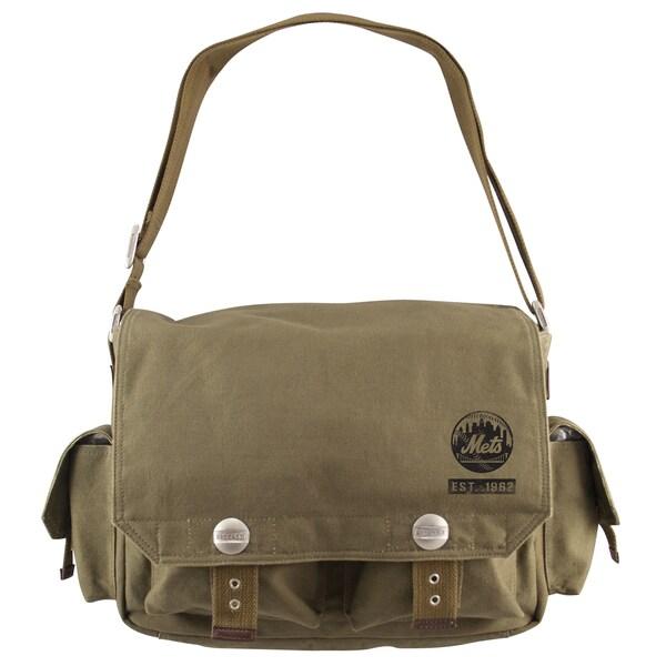 Little Earth New York Mets Prospect Messenger Bag