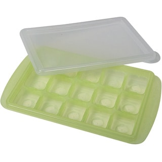 JM Green R.R.E. Easy-Out Freezer Trays w/ Lids (Set of 4)