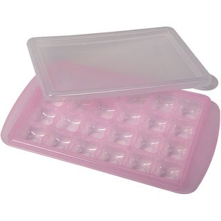 JM Green R.R.e. Easy-Out Freezer Trays with Lids (Set of 4)