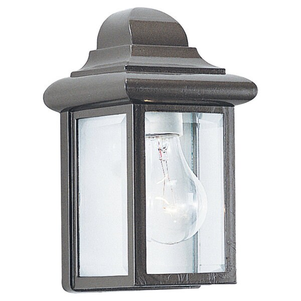 Shop single light mullberry hill outdoor wall lantern for Mullberry home