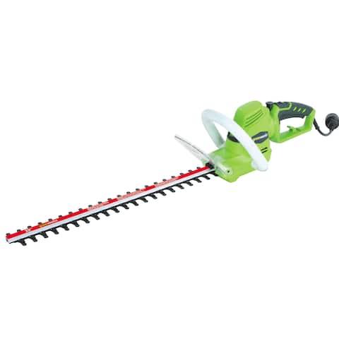 GreenWorks 22122 22-inch Rotating Hedge Trimmer