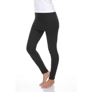 Link to White Mark Women's Skirted Leggings Similar Items in Athletic Clothing