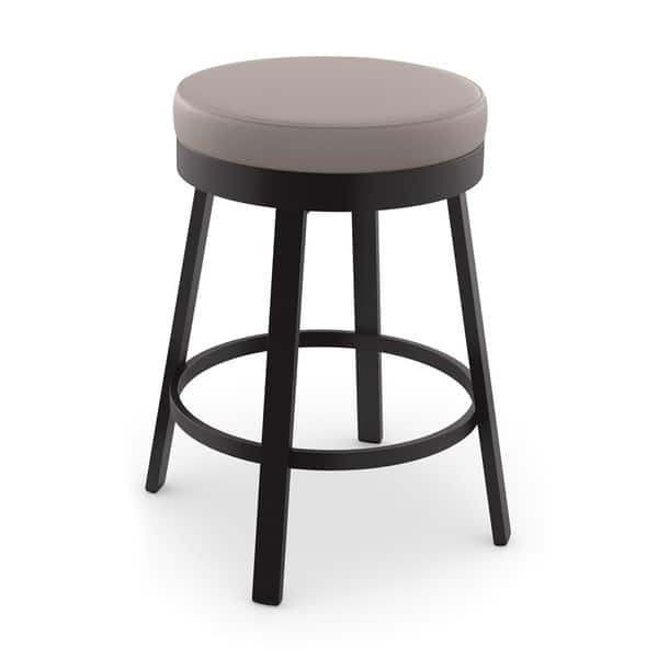 Miraculous Shop Carbon Loft Elmer Swivel Metal Counter Stool Free Uwap Interior Chair Design Uwaporg