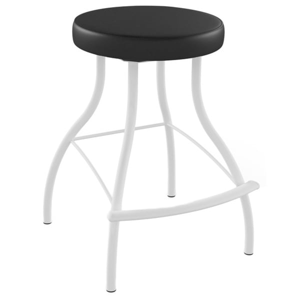shop amisco bulb 26 inch metal swivel counter stool free shipping today overstock 9602803. Black Bedroom Furniture Sets. Home Design Ideas