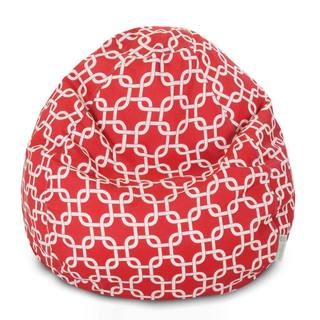 Majestic Home Goods Links Small Classic Bean Bag (5 options available)