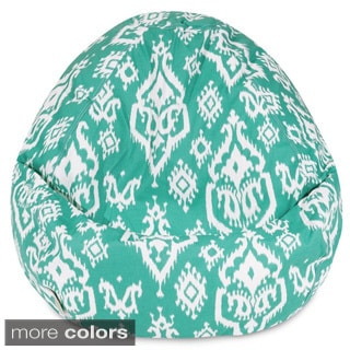 Majestic Home Goods Raja Small Classic Bean Bag