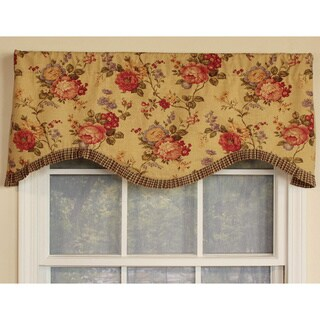 Ellington Cornice Cotton Window Valance