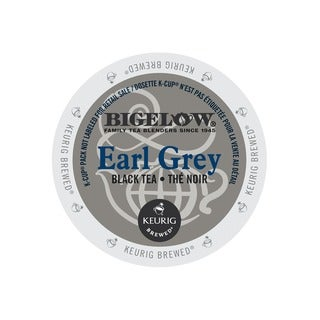 Bigelow Earl Grey Tea, K-Cup Portion Pack for Keurig Brewers