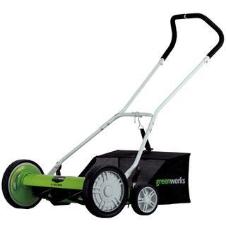 Greenworks 18-Inch Reel Lawn Mower|https://ak1.ostkcdn.com/images/products/9603327/P16789398.jpg?impolicy=medium