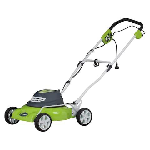 Greenworks 12A 18-inch Lawn Mower