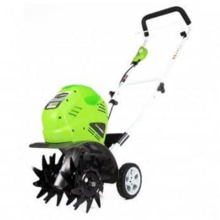 GreenWorks 27062 GMAX 10-inch 40V Cordless Cultivator|https://ak1.ostkcdn.com/images/products/9603362/P16789400.jpg?impolicy=medium