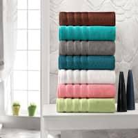 Antalya Collection Thick Soft 600 GSM Turkish Cotton 12piece Towel Set