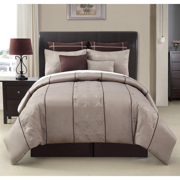 Warren 8-piece Comforter Set