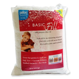Pellon Basic Fill 100-percent Polyester Fiberfill (16oz)