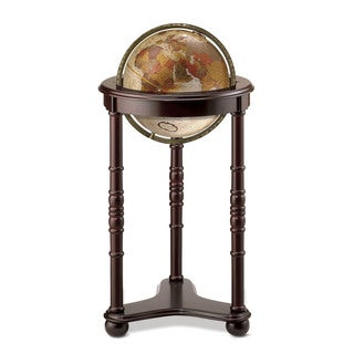 Lancaster Floor World Globe