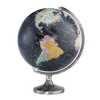Orion Illuminated Desktop World Globe