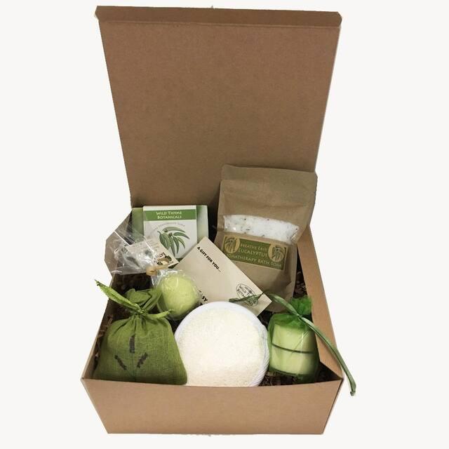 Breathe Easy Eucalyptus Spa Collection Gift Box