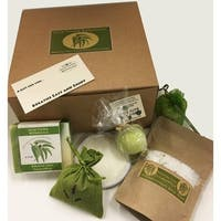 Breathe Easy Eucalyptus Spa Collection Gift Box