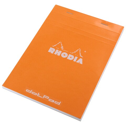 Rhodia DotPad A5 Size 80-sheet Notebook