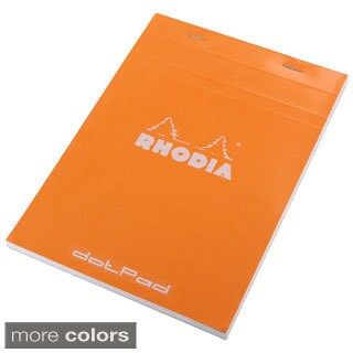 Rhodia DotPad A5 Size 80-sheet Notebook (2 options available)