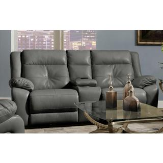 Made to Order Simmons Upholstery Miracle Power Motion Loveseat